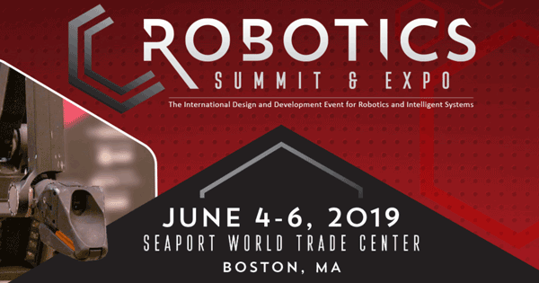 Robotics Summit and Expo